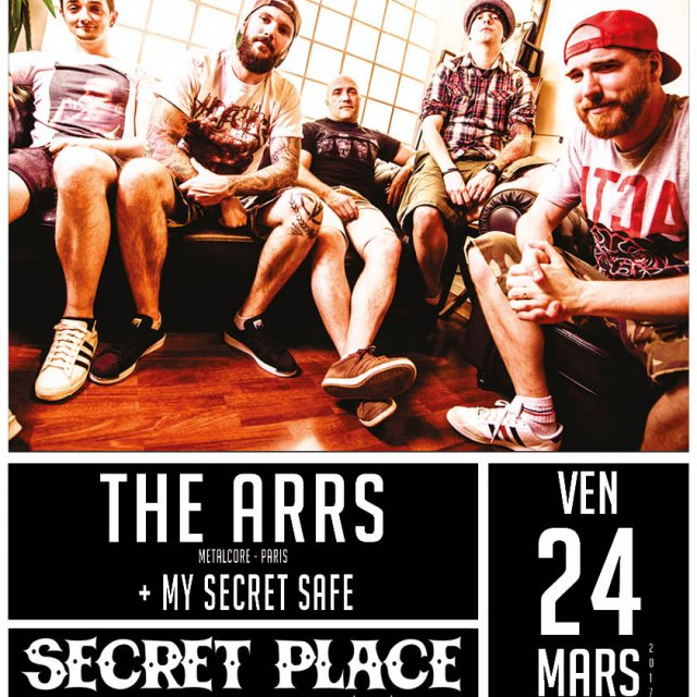The Arrs + My Secret Safe